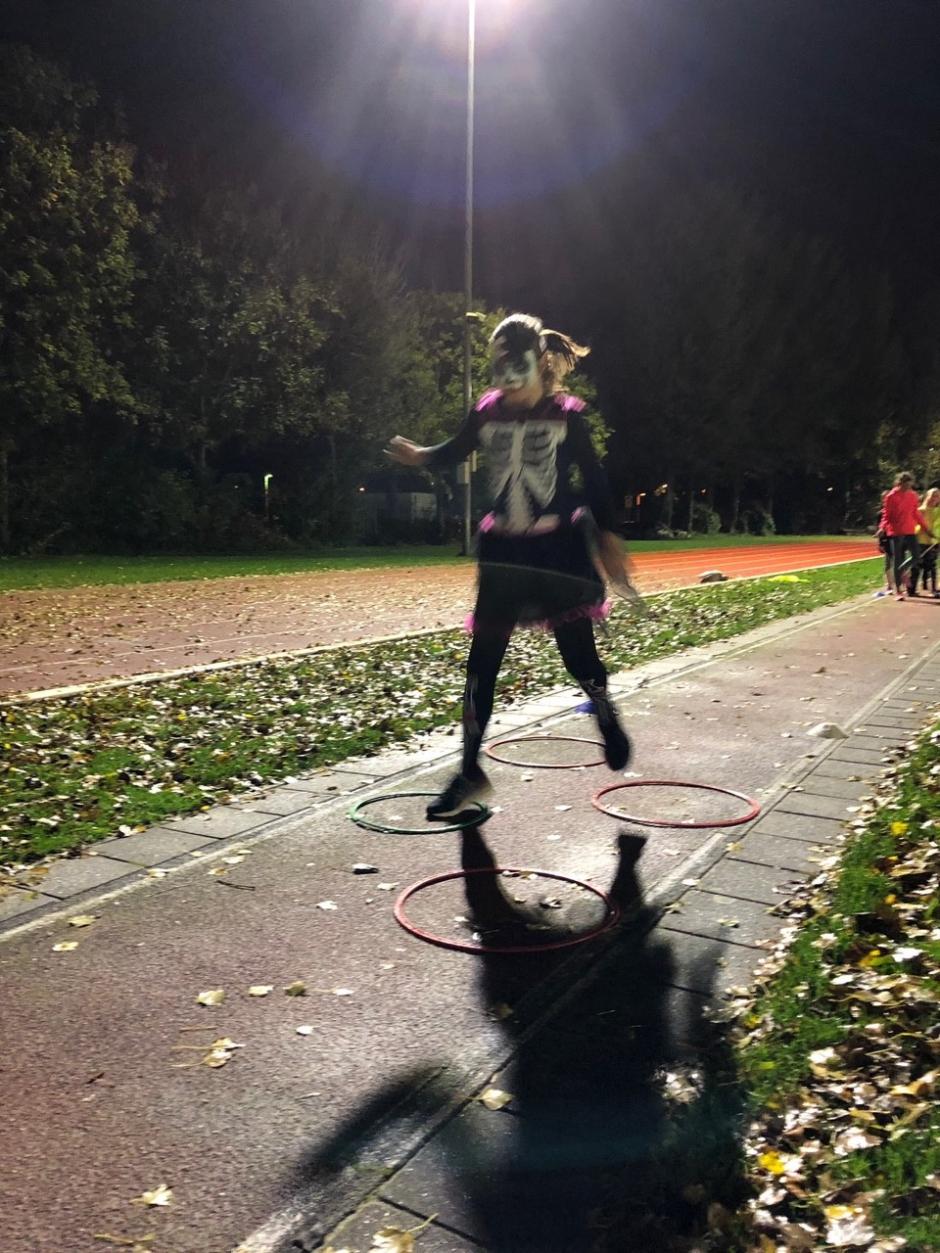 Halloween training 2020 9