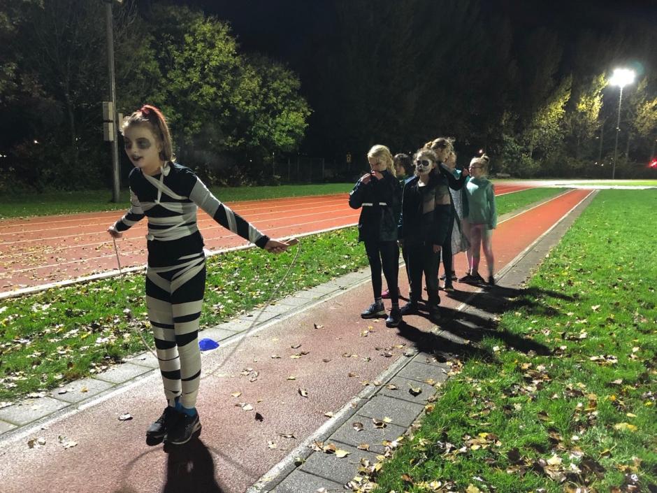 Halloween training 2020 11