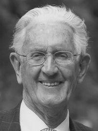 Dirk Gravesteijn † (1921-2013) Bestuurder en vrijwilliger