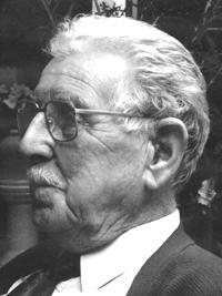 Gé Kramer † (1903-1994) Atleet, oprichter en bestuurder