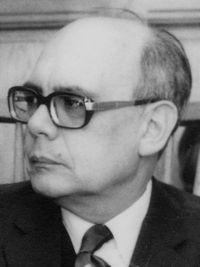 René L. Schoemaker † (1913-1983)  Atleet, bestuurder en vrijwilliger