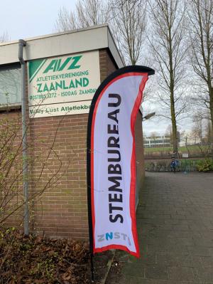 Stemmen bij AV Zaanland